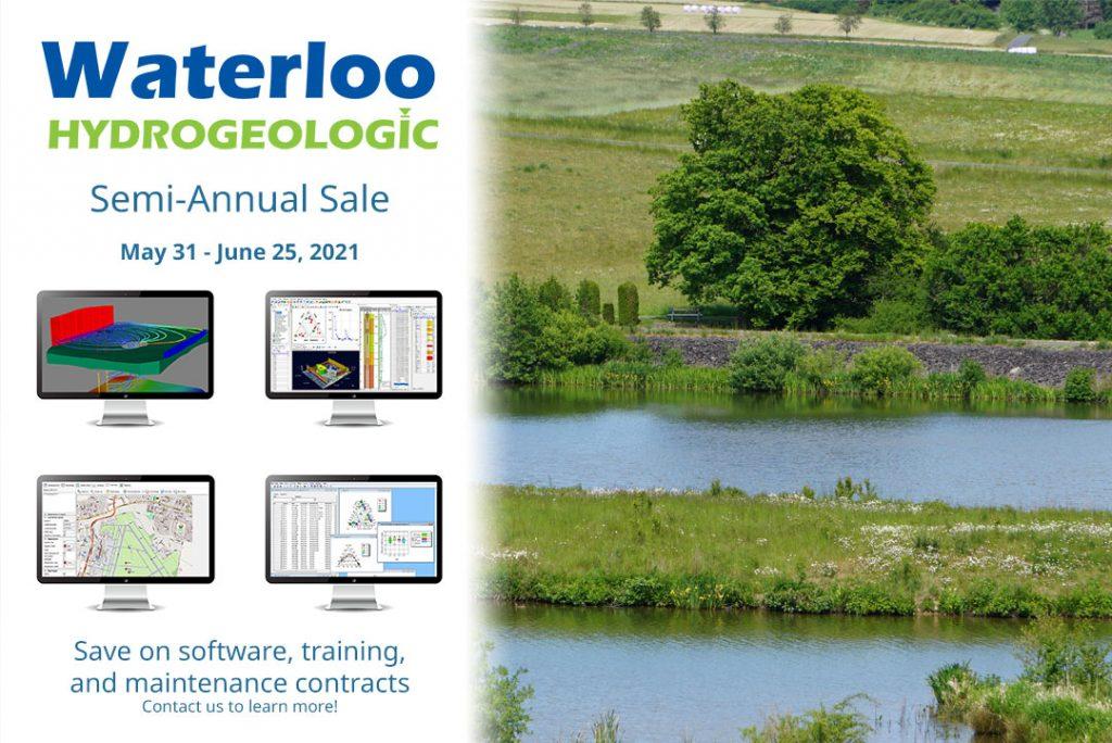waterloo hydrogeologic semi-annual sale